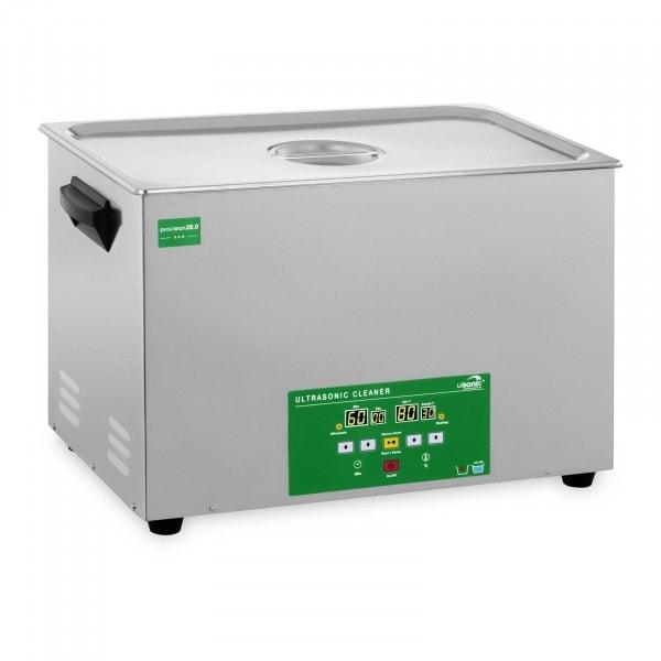 Lavadora ultrassónica - 28 litros - 480 W - Memory Quick Eco