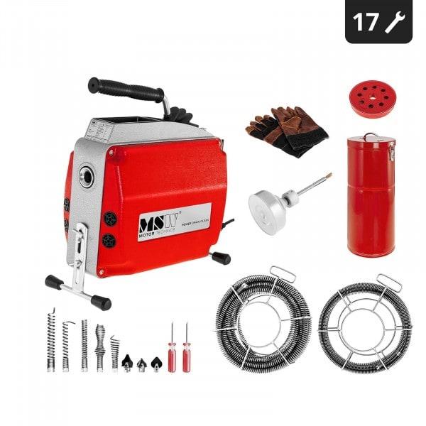 Produtos recondicionados Desentupidor 570 W 400 RPM para Ø 20 – 150 mm