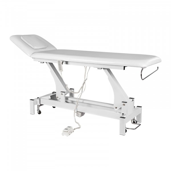 Cama de massagem elétrica Physa Relaxo branca