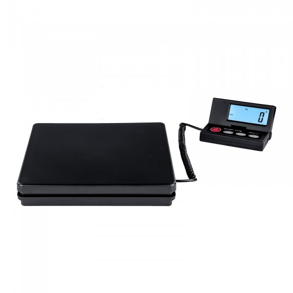 Gesamtansicht von Digitale Paketwaage - 40 kg / 1 g - Basic - externes LCD - 3135 - 1