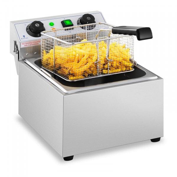Produtos recondicionados Fritadeira - 10 litrów - 3200 W - timer