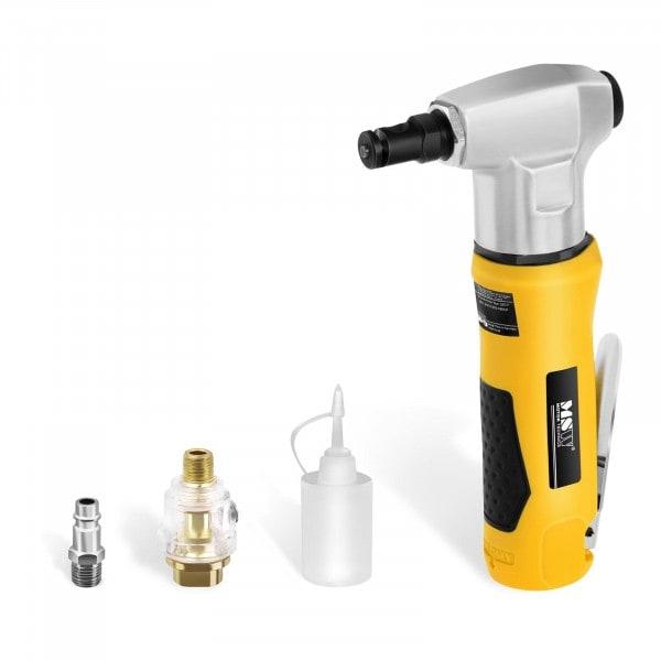 Artigos usados Faca pneumática para o corte de chapas - 3800 batidas por minuto - 6,3 bar - lubrificador