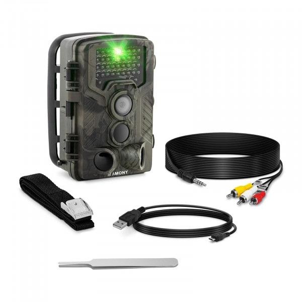 Produtos recondicionados Câmera de caça - 8 MP - Full HD - 42 IR LED - 20 m - 0,3 s - LTE