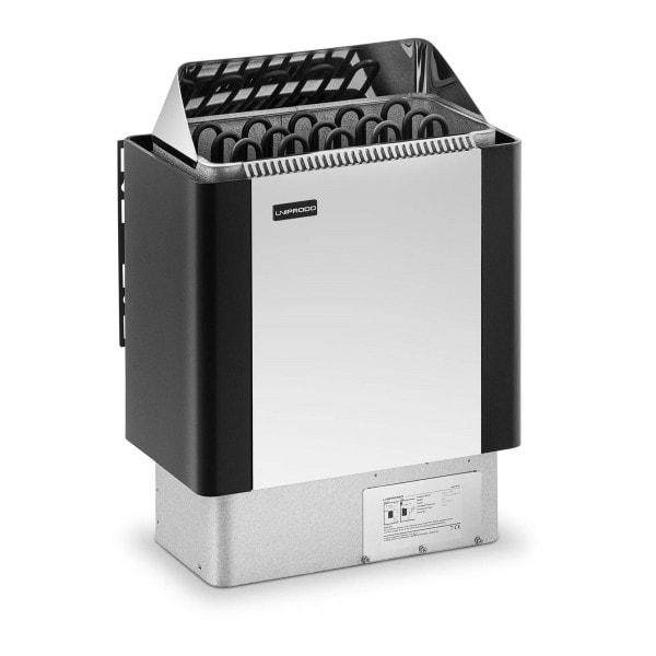 Produtos recondicionados Aquecedor para sauna - elétrico - 8 kW - até 10 kg de pedra