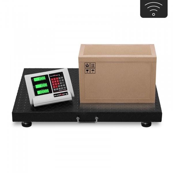 Balança de chão - 1000 kg / 200 g - wireless