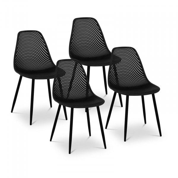 Produtos recondicionados Cadeira - até 150 kg - 4 pçs.