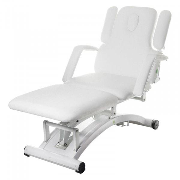 Cama de massagem elétrica Physa Divine branca
