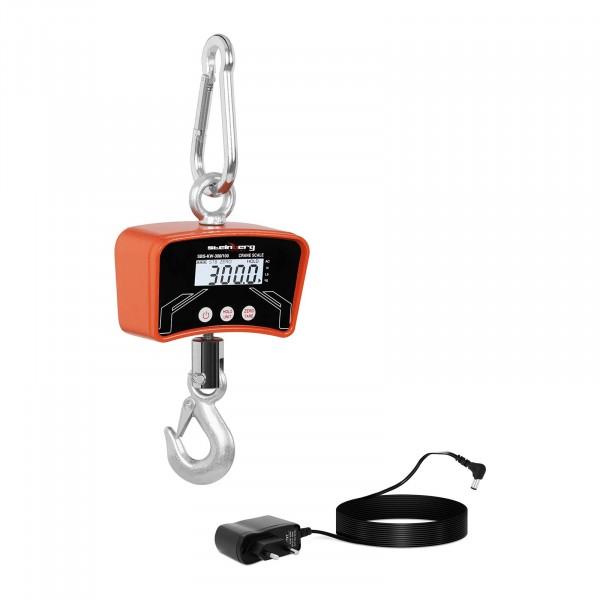 Balança digital de guindaste - 300 kg / 100g