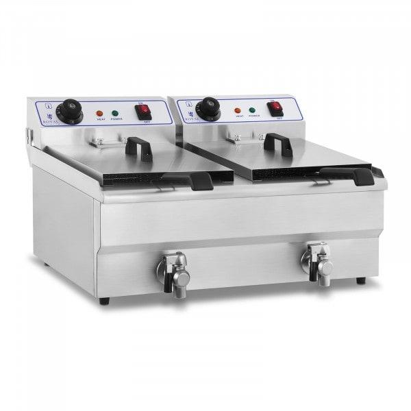 Fritadeira - 2 x 16 litros
