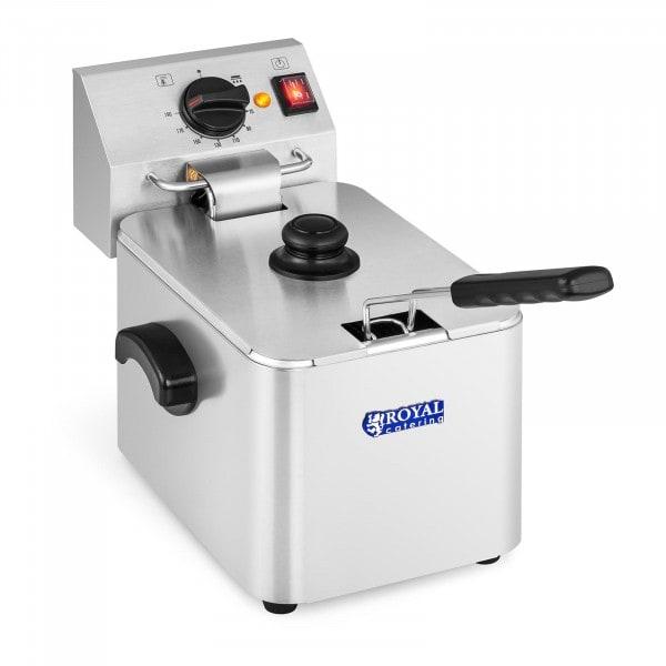 Produtos recondicionados Fritadeira - 1 x 8 litros - EGO Termóstato