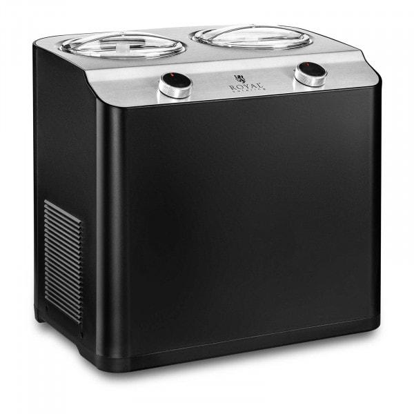 Artigos usados Máquina de gelados - 2,4 l - 2 sabores