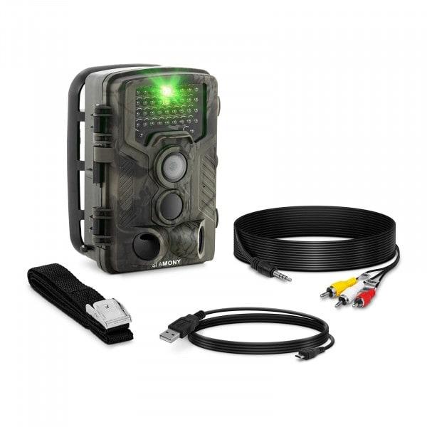 Produtos recondicionados Câmera de caça - 8 MP - Full HD - 42 IR LED - 20 m - 0,3 s