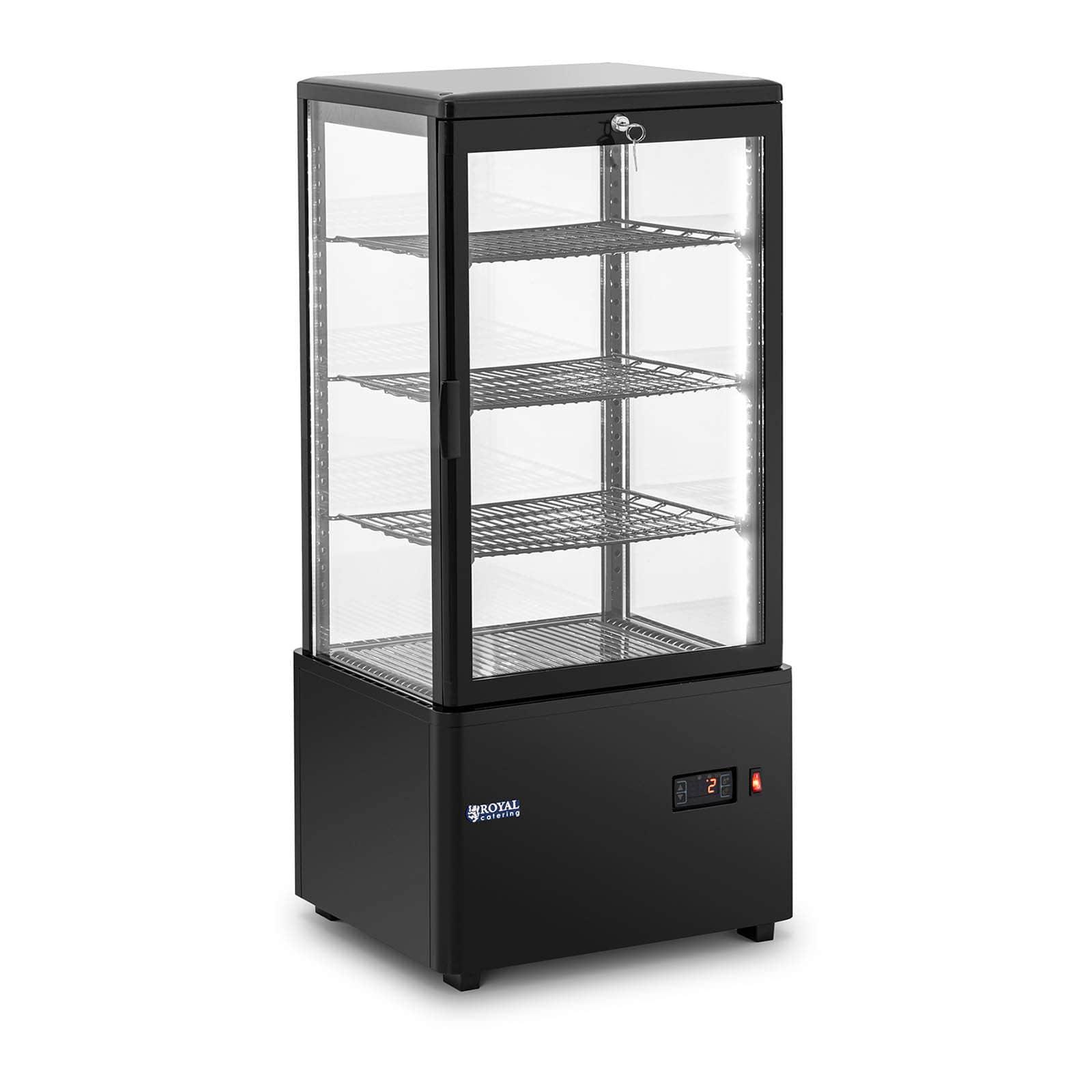 Vitrines frigoríficas