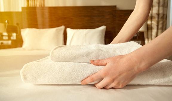 Artigos de hotelaria