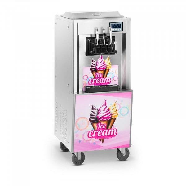Artigos usados Máquina de gelados - 23 l/h - 3 sabores