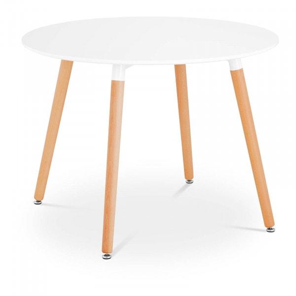 Artigos usados Mesa - redonda Ø100 cm - branca