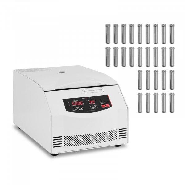 Artigos usados Centrífuga de laboratório - 5000 rpm - 24 frascos