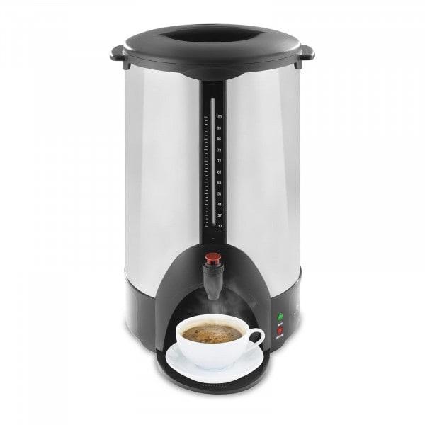 Produtos recondicionados Cafeteira - 21 litros - 100 chávenas