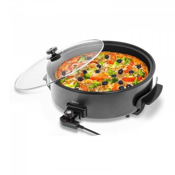 Artigos usados Frigideira para pizzas - 40 cm de diâmetro - 9 cm de altura
