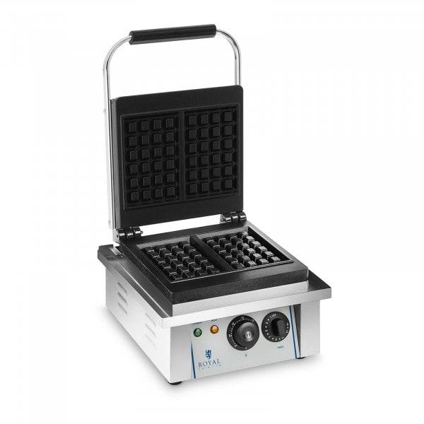 Máquina de Waffles - 1 x 2000 watts - retangular - 2.0