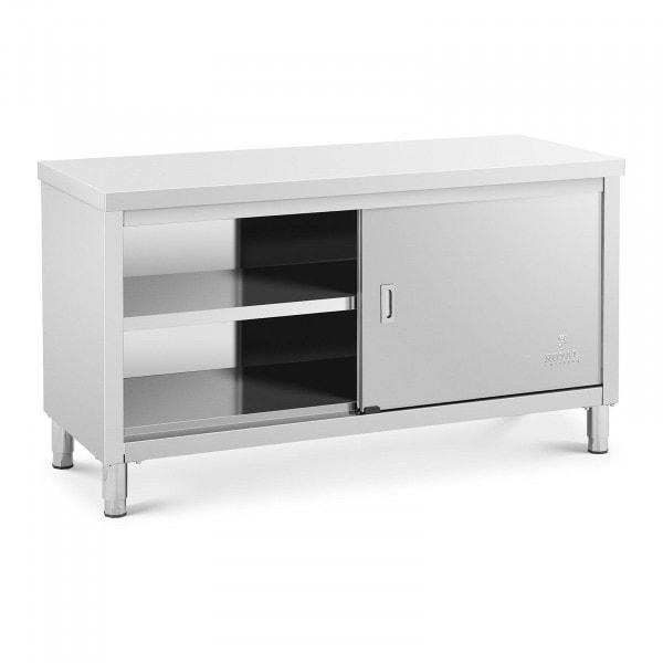 Mesa de trabalho com armário - 150 x 60 cm - 600 kg