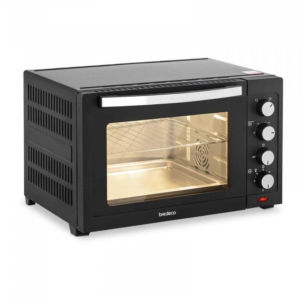 Artigos usados Mini forno elétrico - 1600 W - 38 l