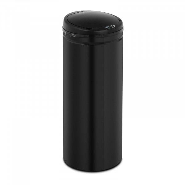 Artigos usados Caixote de lixo automático 50 l - sensor 30 cm - preto