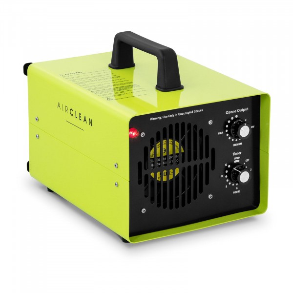 Produtos recondicionados Gerador de ozónio - 1400 mg/h - 55 W