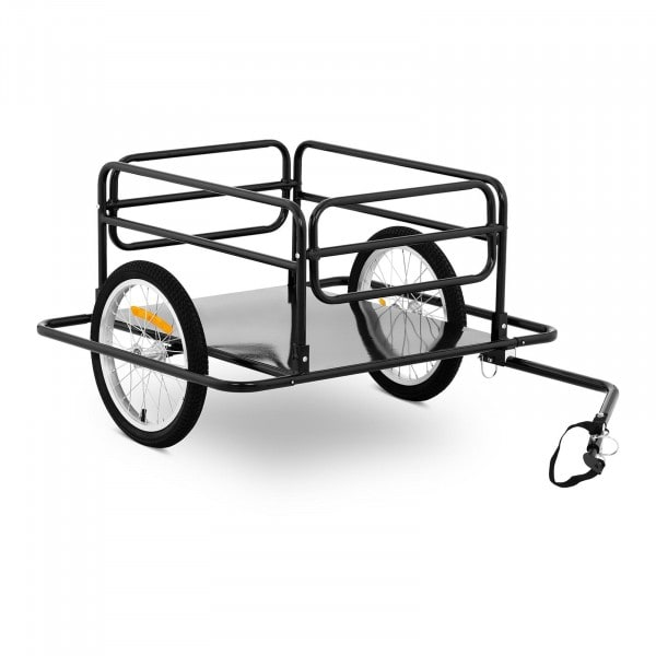 Produtos recondicionados Reboque para bicicleta - até 50 kg - armação