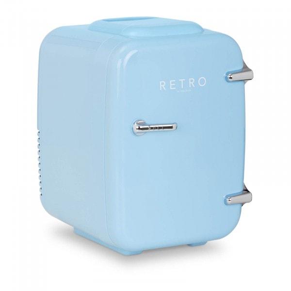 Artigos usados Mini frigorífico - para carros - 4 l - azul - termóstato