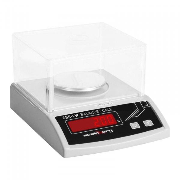 Produtos recondicionados Balança de laboratório - 200 g - 0,001 g