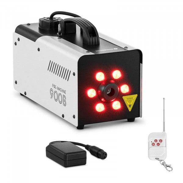 Artigos usados Máquina de fumo - 141,6 m³/min - DMX - 6 cores LED