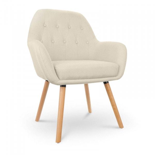 Artigos usados Cadeira estofada - cinza