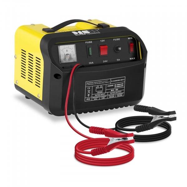 Produtos recondicionados Carregador de Baterias - 12/24V - 20A - ecrã analógico