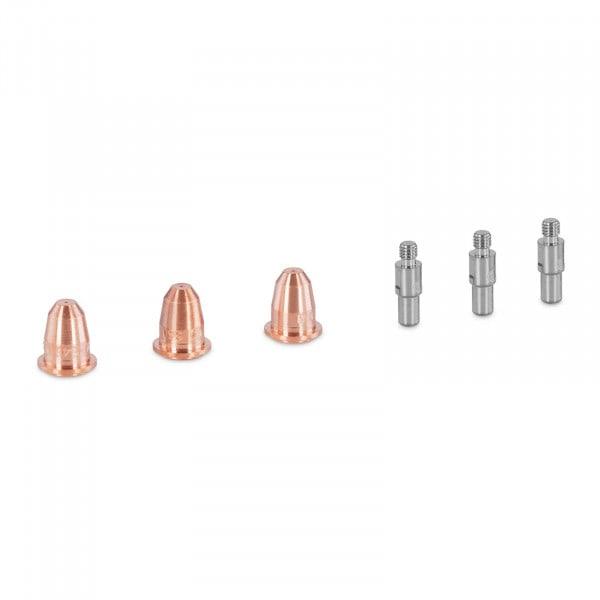 Conjunto de peças de substituição - Plasma - Prolox60 / Trexus50 - Conjunto D