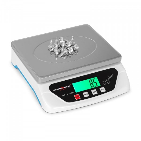 Balança Digital Pesa Cartas - 10kg / 0,5 g - Basic