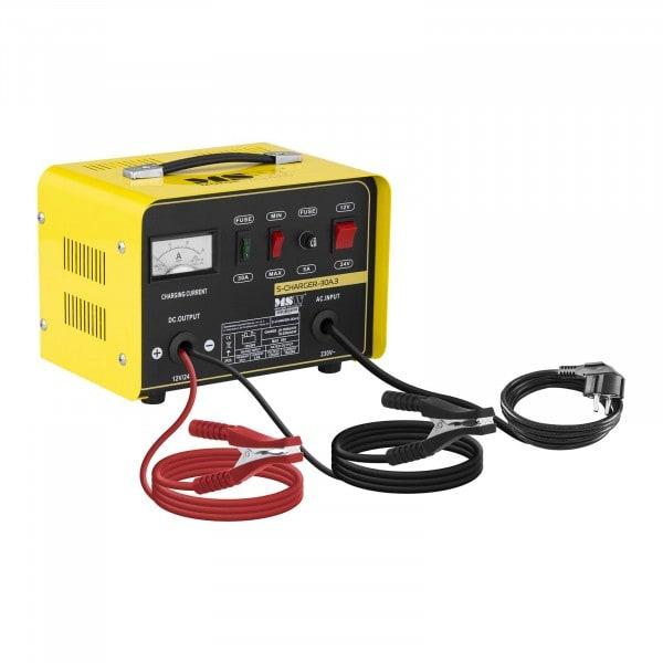 Artigos usados Carregador de Baterias - 12/24V - 20A - interruptor de tensão