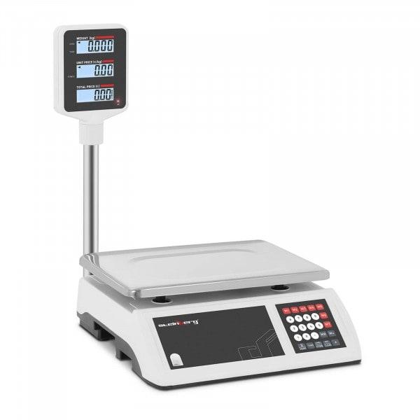 Produtos recondicionados Balança de controlo - 15 kg / 2 g - LCD