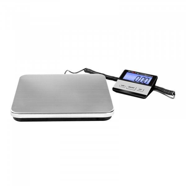 Balança de pacotes digital - 200 kg / 50g - Basic - LCD externo